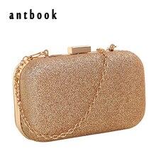Женская сумочка большого размера, вечерние сумки, новинка, женская сумка на плечо с цепочкой, женская модная Золотая Сумка-клатч, женская сумка-мессенджер