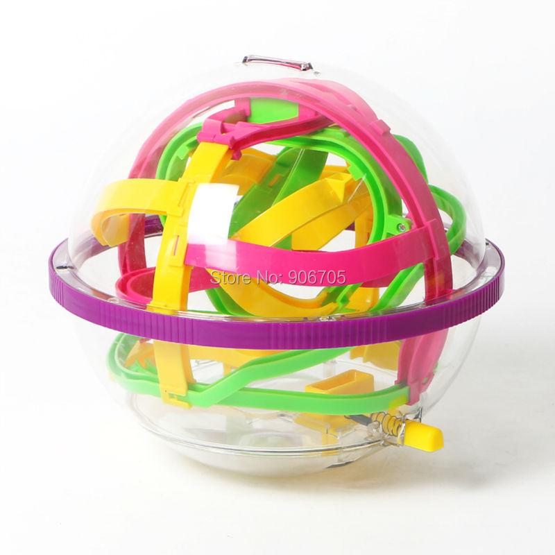 100 koraka novac lopta kovanica igra labirint mozak zadirkivač dar - Igre i zagonetke - Foto 5