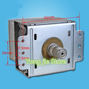 Image 4 - New  2M214 LG Magnetron Microwave Oven Parts,Microwave Oven Magnetron Microwave oven spare parts