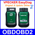 Update Online VPECKER Easydiag WiFi OBDII Full Diagnostic Scanner Vpecker V7.2 ECU Programmer For More Cars Than Launch X431
