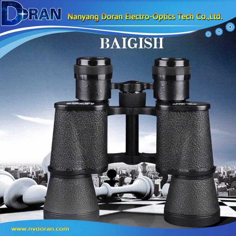 送料無料10 x 40本物のBAIGISHロシアと高精細大型双眼鏡望遠鏡アイピースウォッチゲーム2015新しいБинокль