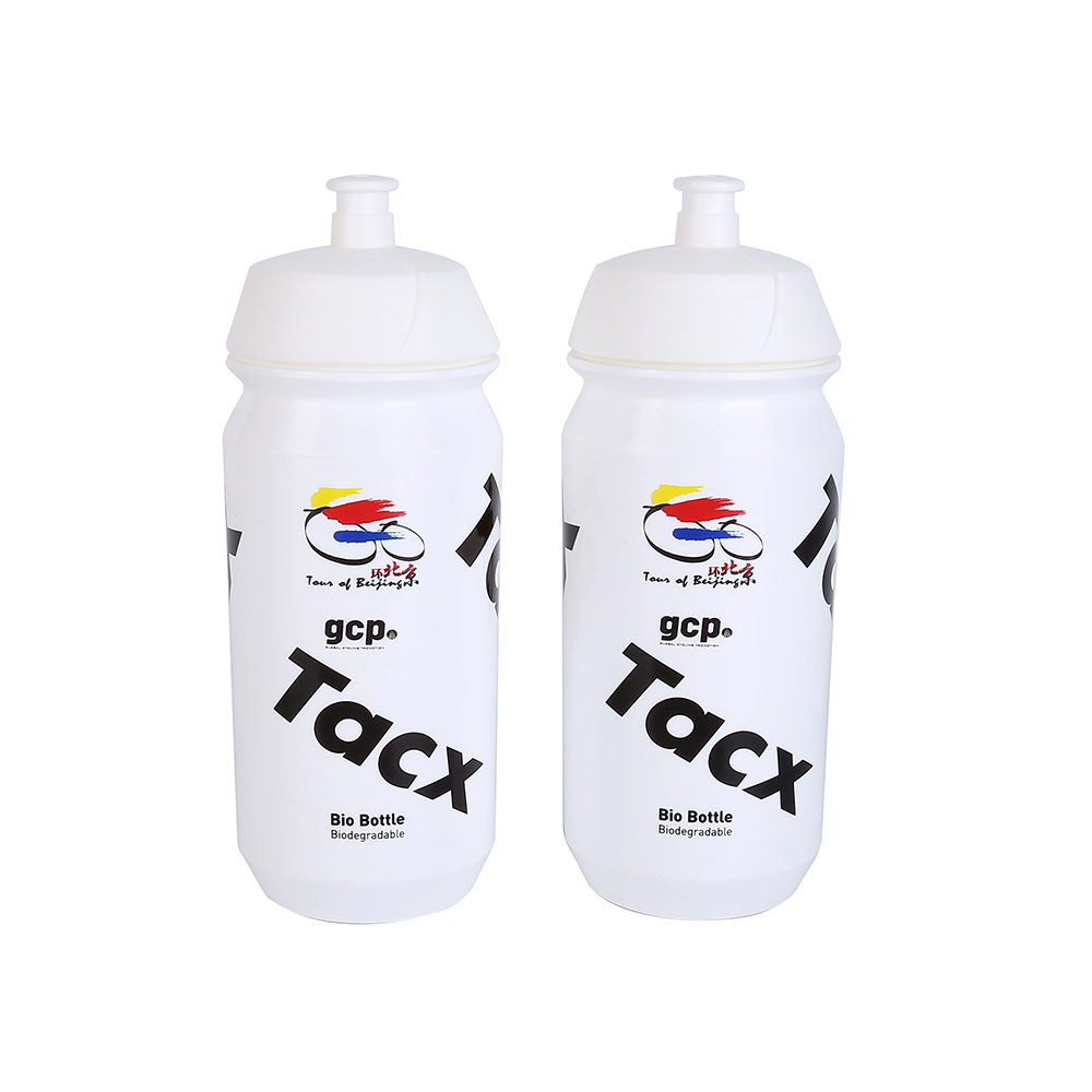 2pcs Original Tacx Shiva Bike Bottle For Water Portable Plastic Cycling Water Bottles With Dust Cover 500ml -made In