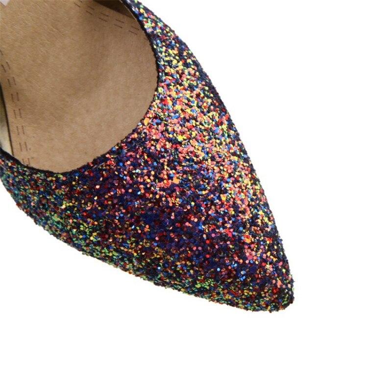 Aliexpress.com   Buy Big Size Women s Shoe 9cm High Heels Summer Pumps  Party Shoes For Women Wedding Shoes 170 58 from Reliable shoes for women  wedding ... e730db6c9afd