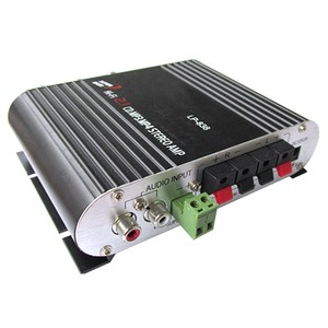 Image 5 - HiFi Verstärker Für LVPIN 12V 200W Audio Stereo Bass Lautsprecher VERSTÄRKER BOOSTER Fahrzeug Für iPod iPhone MP3 MP4 CD Player