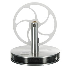 Aluminum Alloy Low Temperature Stirling Engine Model Toys For Class Physics Experiment