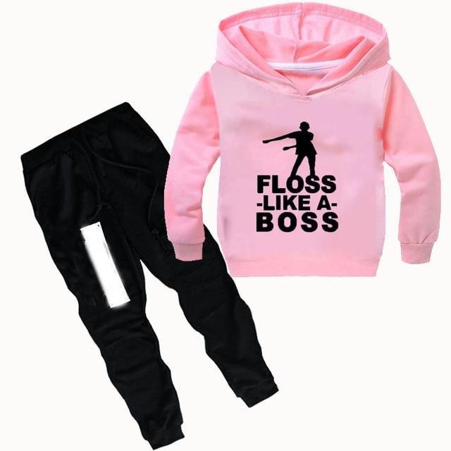 Floss Like A Boss Set 2