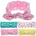 girls hair accessories dot elastic hair bands baby girl headbands infant girl hair accessories girls hair decorations