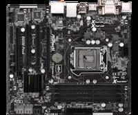 Used,for ASROCK B85M Pro4 Motherboard B85 Socket LGA 1150 i7 i5 i3 DDR3 32G SATA3 Micro ATX
