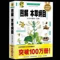 Компендиум Materia Medica Китайская традиционная травяная медицина книга с картинками объяснили китайский здоровье пищевая промышленность