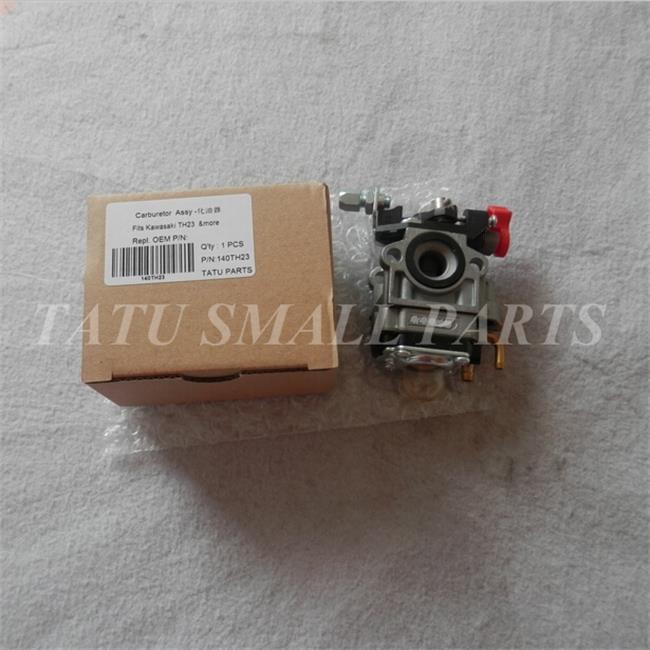 CARBURETOR FOR KAWASAKI TH23 TH26 TH34 KAAZ OLEO-MAC BV162 23CC 25CC 26CC TRIMMER 33CC 35CC BLOWER CARB CARBURETTOR PARTS clutch fits for 25cc 25cc 2500 chain saw spare parts