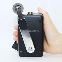 Зарядное устройство с Динамо машиной портативный генератор аварийный телефон зарядное устройство В 0 28 в USB Crank Dynamo