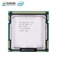 Intel Core i5 750 Desktop Processor i5 750 Quad Core 2.66GHz 8MB L3 Cache LGA 1156 Used CPU
