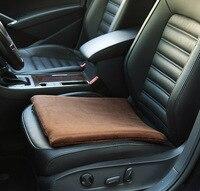 Memory Cotton Car Seat Cushion Memory Foam Dining Chair Pad Slip Resistant Sofa Cushion Chair Cushion