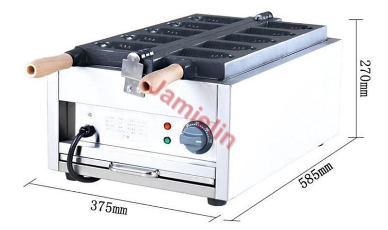 waffle maker size