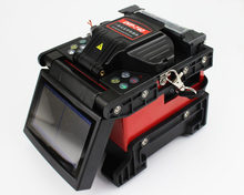 Brand New DVP740 Multilanguage Optical Fiber Fusion Splicer Splicing Machine DVP-740(China)