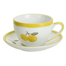 Porcelain Tea Cup Set Coffee Cups With Saucer Ceramic Mugs Teacups