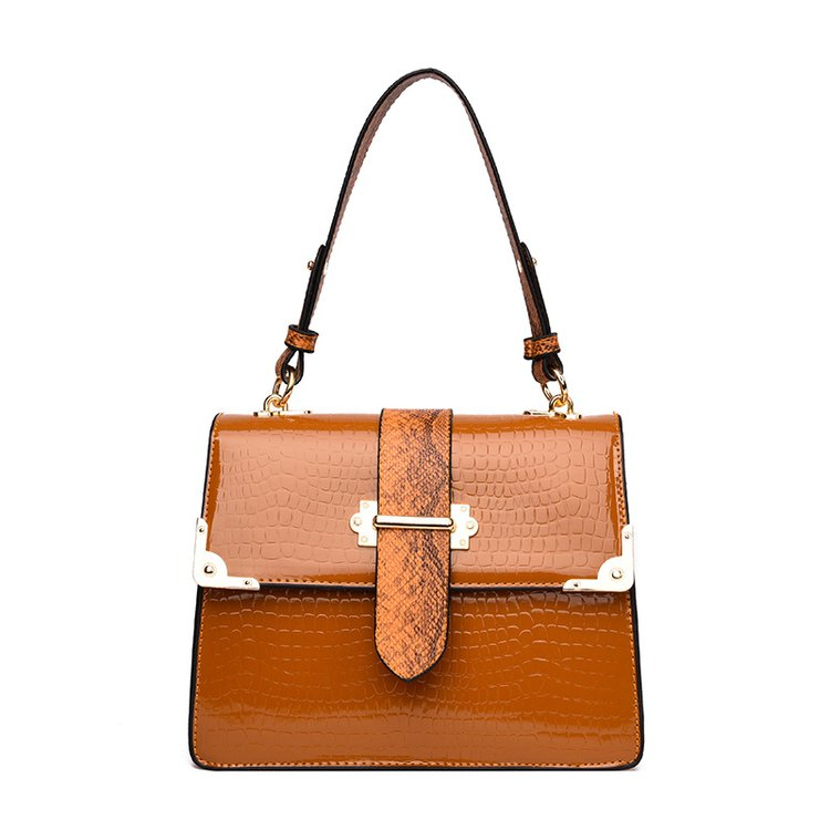 2019 Luxury High Quality Fashion Famous Brand Designer New Crocodile Leather Handbag Lady Evening Party Shoulder Messenger Tote2019 Luxury High Quality Fashion Famous Brand Designer New Crocodile Leather Handbag Lady Evening Party Shoulder Messenger Tote