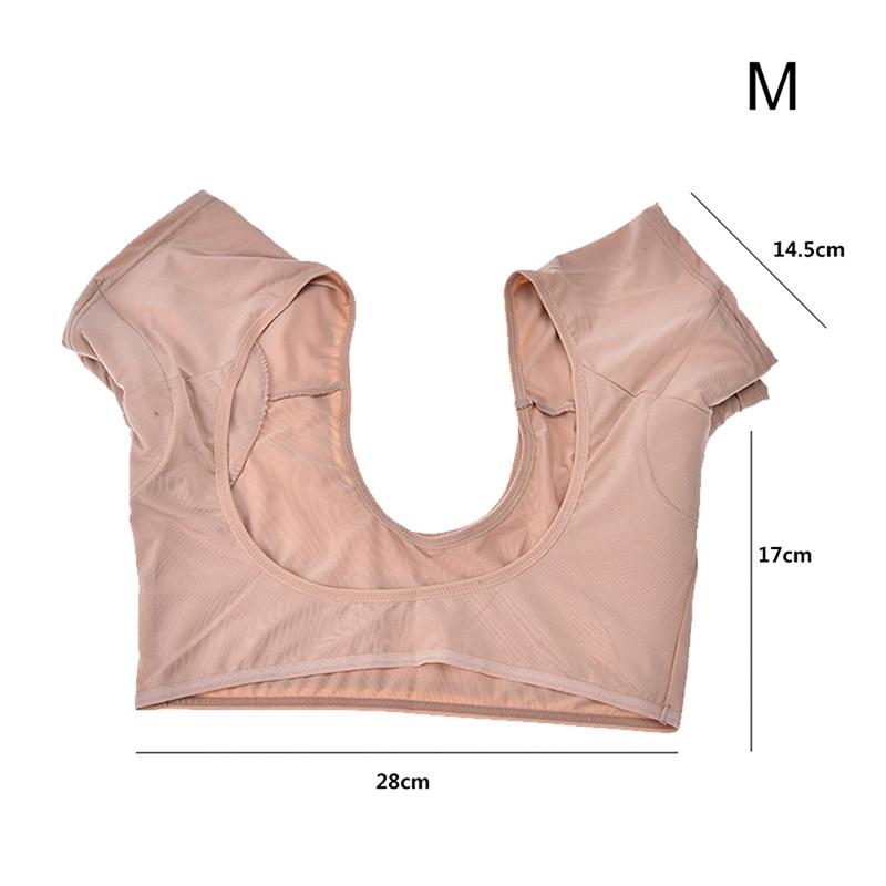 Sweat Guard Pads Perfume Absorbing Deodorant M L Absorb Sweat Top Casual Vest Tanks Washable Underarm