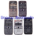 For Nokia E72 Brand New High Quality Phone Housing Case Replacement Parts With Keyboard + Buttons