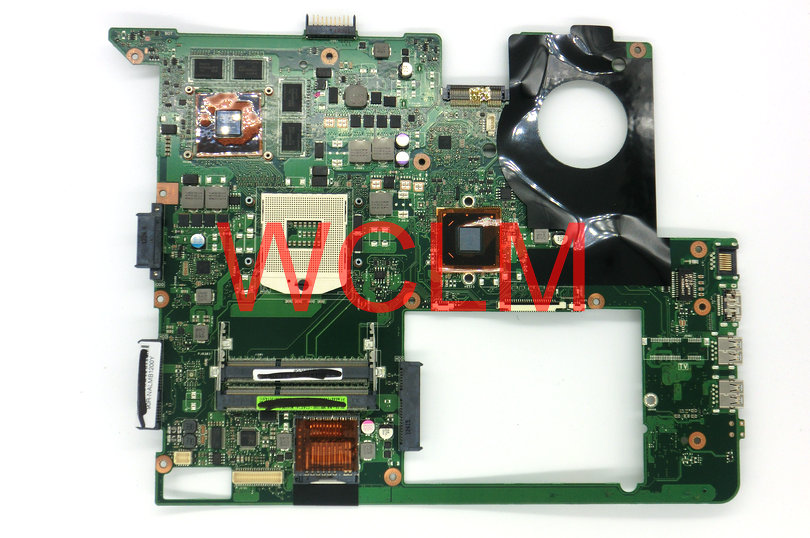 free shipping NEW brand original N76VM N76V laptop motherboard N76V MAIN BOARD REV 2.2 N13P-GL-A1 100% Tested Working Well free shipping brand original k55vm laptop motherboard main board 69n0m2m11c06 100% tested working well