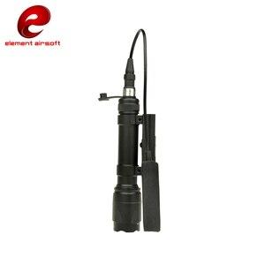Image 2 - Element Sf M620C Outdoor Lighting Helmet Guide Rail Tactical Flashlight Flashlight Ex346 Accessories