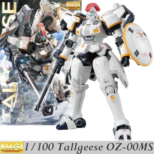 Daban 6620 Model MG 163 1/100 OZ-00MS Tallgeese 1 EW Gundam W wing Assembled Hobby Action Figures Plastic Kids Toys Box Japan
