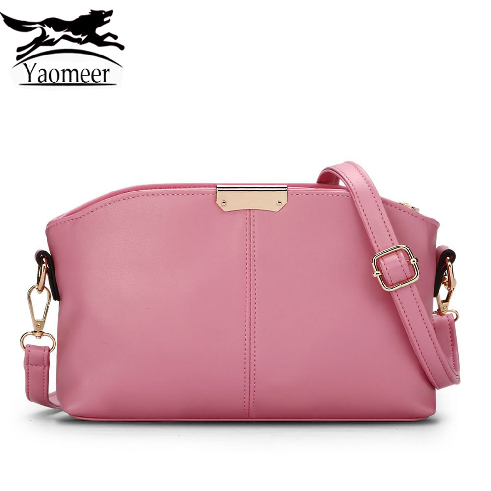 High Quality Pu Leather Shoulder Crossbody Bag Fashion Solid Women Handbags Famous Design Zipper Messenger Bags Female Clutch new japanese original authentic vp342r 5ezc 02a f