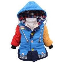 Куртка для маленьких мальчиков; осенне-зимняя куртка для мальчиков; пальто; детская теплая верхняя одежда; пальто для девочек; куртка; пальто для младенцев; детская одежда