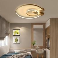 Modern led Ceiling lighting Remote Dimming Modern LED Ceiling Lamp Aluminum Dining Living Room Lights