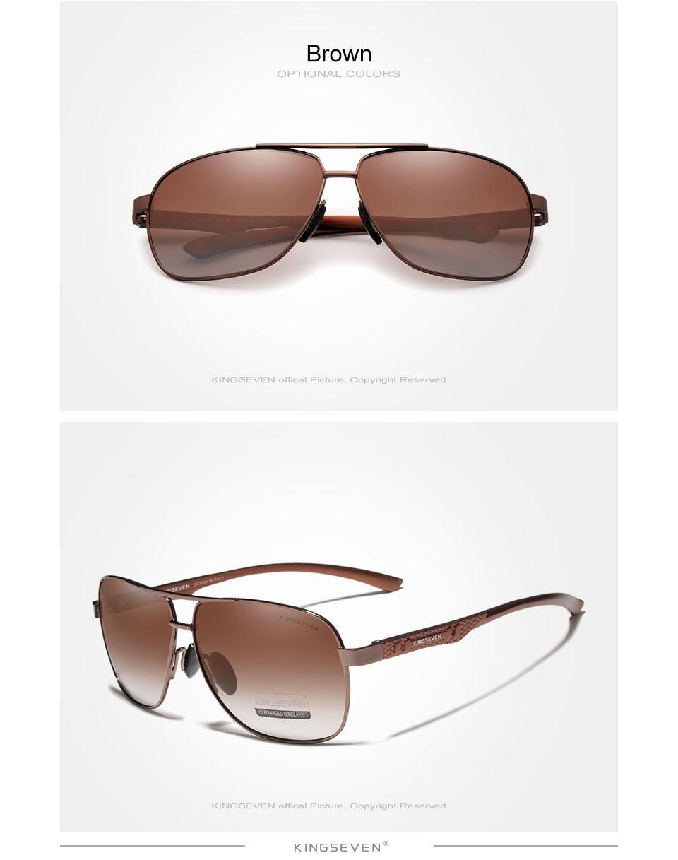 GIFTINGER 2020 Brand Men Aluminum Sunglasses Polarized UV400 Mirror Male Sun Glasses Women For Men Oculos de sol