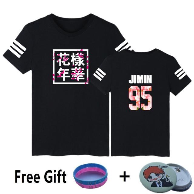 BTS Kpop Bangtan Boys Short Sleeve T Shirts Unisex