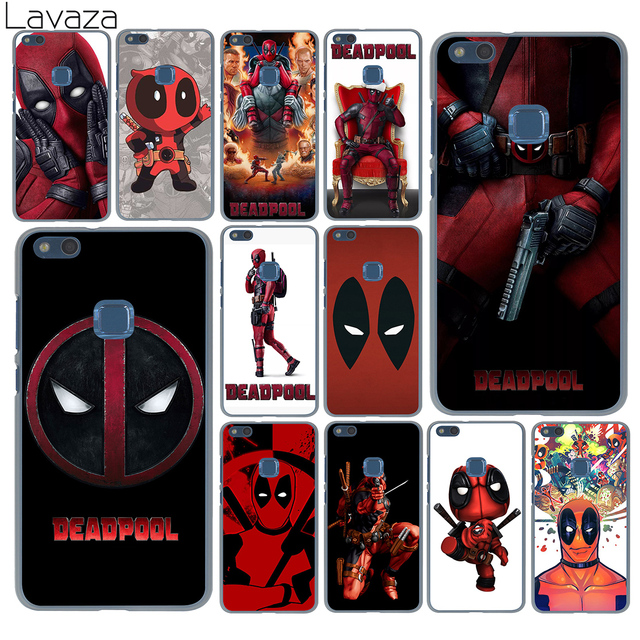 custodia huawei p10 lite deadpool