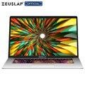ZEUSLAP 15,6 дюймов 8 ГБ ОЗУ до 2 ТБ HDD Intel четырехъядерный процессор 1920*1080 P Full HD Win10 система школьный ноутбук компьютер