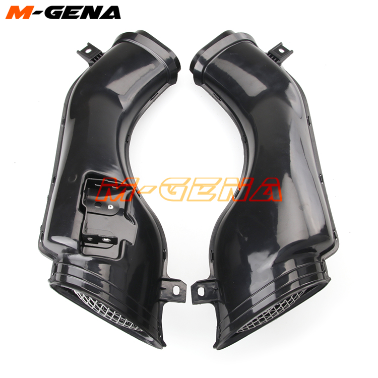 Motorcycle Air Intake Tube Duct Cover Fairing For GSXR600 <font><b>GSXR</b></font> <font><b>600</b></font> K2 <font><b>2001</b></font> 2002 2003 01 02 03 GSXR1000 1000 <font><b>2001</b></font> 2002 01 02 <font><b>K1</b></font> image