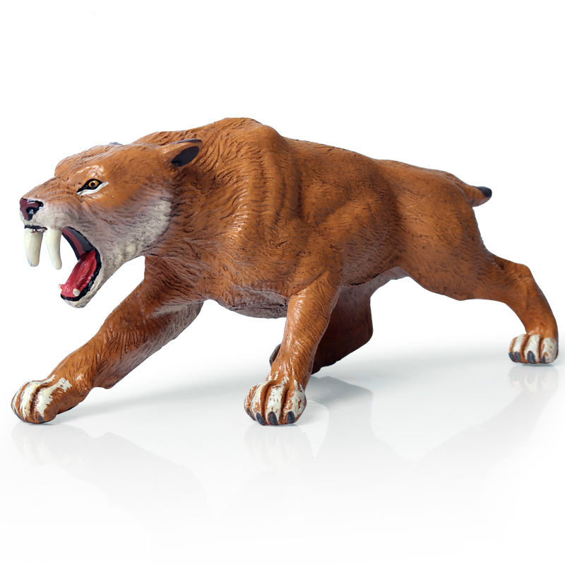 Animal-Toy Blade Ancient Lion Saber-Toothed Model Sword Classice-Toys for Boys Tiger
