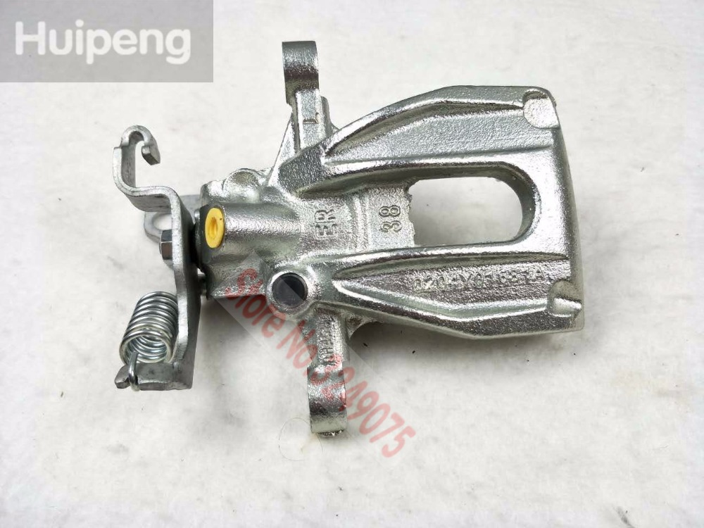 Rear Left Right Brake Caliper For Ford Mondeo MK3 2005 2007 OEM 4S71 2552 AA