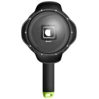SHOOT Original 4 Inch Waterproof Xiaomi Yi 4K Dome Port Underwater Photography Dome Yi Xiaoyi 2