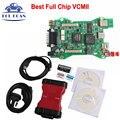 VCM 2 Dianostic Scanner Multi-linguagem Mais Novo CMII VCM2 IDS Ferramenta de Diagnóstico VCM II OBD2 Scanner Para Para-d