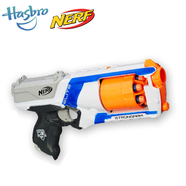 Nerf N-Strike Elite Strongarm Toy Gun