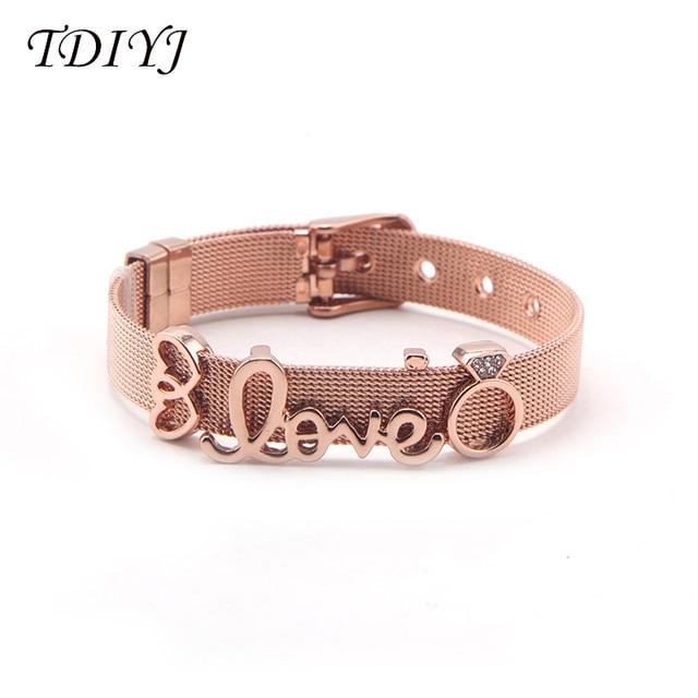 Фото набор браслетов tdiyj keeper серия love сетчатый браслет из цена