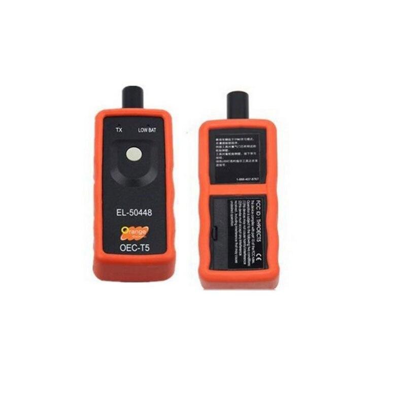New Car Vehice Auto Automotive EL 50448 Tire Pressure Monitor Sensor TPMS Activation Tool EL-50448 For SPX GM Tool