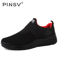Casual Shoes Men Sneakers Breathable Sneakers Men Outdoor Male Slip On Flats High Quality Mens Shoes Large Sizes 39 46
