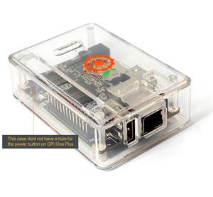Image 4 - Orange Pi One Plus SET3: OPI One Plus &  ABS Transparent Case  &  Power Cable