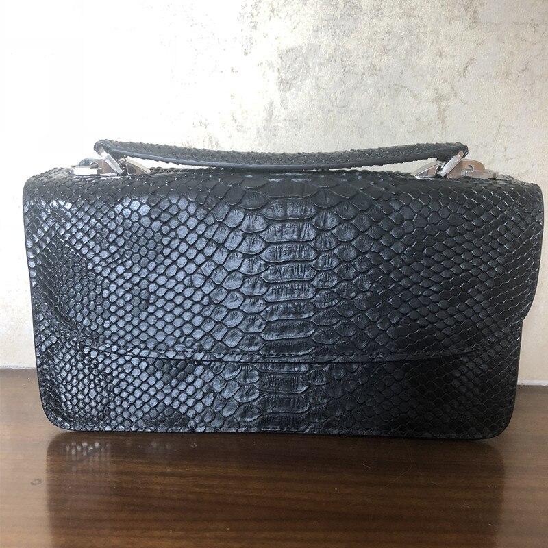 2018 New Women Handbags Black Serpentine Chains Cover Shoulder Bags Messenger Bag Crossbody Flap Totes Ladies Handbag Wholesale стоимость