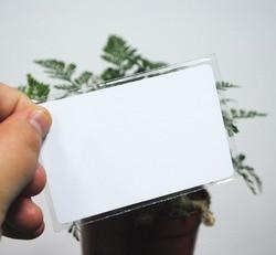 Ntag215 GEENFC 100 pcs nfc cartão 85.5x54mm