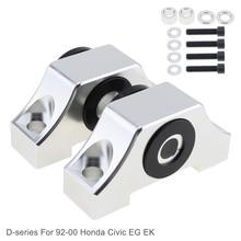 цена на Engine Motor Torque Mounting Kit B-series / D-series with Professional Spare Parts Suitable for 92-01 Honda Civic EG EK