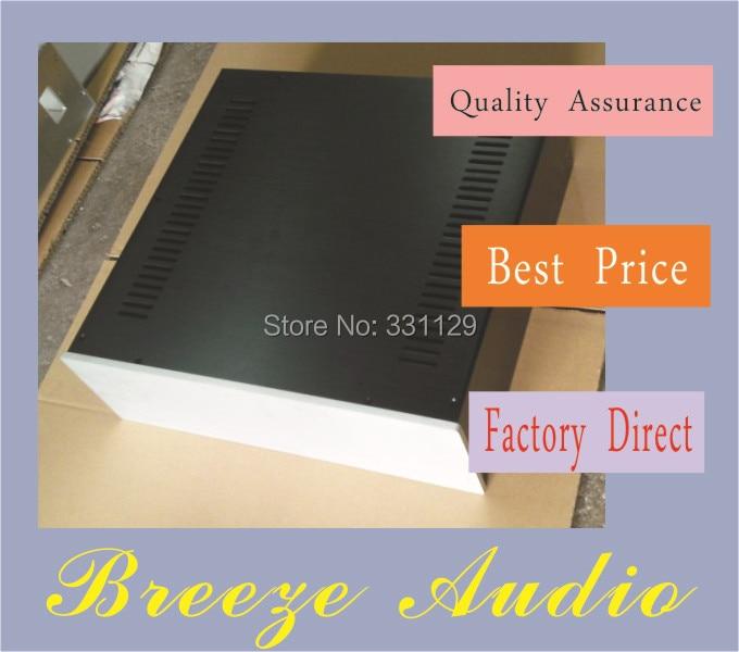 Breeze Audio-Internal space wide   CD/preamp/incorporated /HTPC aluminum chassis 430*140*423mm (aluminum enclosure)4314 не могу cd r audio