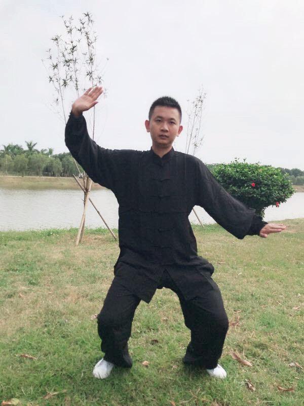 Tai Chi Uniform Cotton 4 Colors High Quality Wushu Kung Fu Clothing Kids Adults Martial Arts Wing Chun Suit