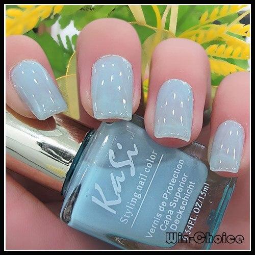 Free Shipping 24pcs/lot New Brand KaSi Best Nail Polish Hottest Nail ...