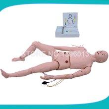 De Enfermagem avançada e CPR Manequim, Cheio-funcional de Enfermagem Manequim, Manequim CPR